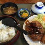 利福 - 2015/10/4サービス定食700円