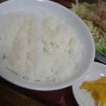 千徳 - ライス