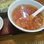 千徳 - スープ