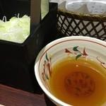 京都 瓢喜 - つゆ等