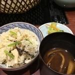 京都 瓢喜 - ご飯物