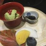 京都 瓢喜 - 甘味
