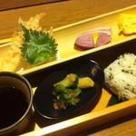 42678013 - 季節蕎麦御膳 ¥880