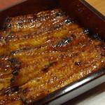 山尾 - 2015/9  鰻の蒲焼