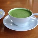 42683182 - 抹茶カプチーノ