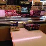 はま寿司 - タッチパネルは外れないタイプ
