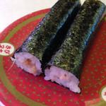 はま寿司 - 納豆巻き
