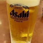 ヴィクトリア ステーション - 平成27年9月 生ビール500円