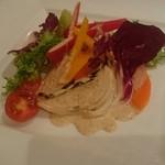 野菜ダイニング 菜宴 - 根菜サラダ