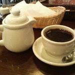 42687941 - ドリップコーヒー(モーニングのおかわり分)