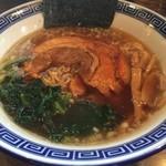らー麺 にしかわ - 鎌取中華そば