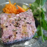 オシノ - 前菜☆パテ・ド・カンパーニュ♪