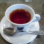 オシノ - 食後の紅茶☆コーヒー、紅茶、エスプレッソから選べます。