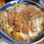 徳仙 - カツ丼