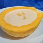 アーシュ・エム - パパイヤの冷製スープ