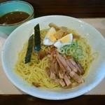 音羽鮨 - タンタンざるラーメン