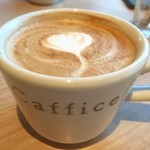 Caffice - Cafe   Office = Caffice、のコンセプト・カフェ。