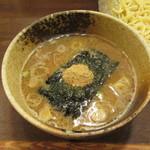 つけ麺屋 ひまわり - つけ麺(並) 760円
