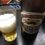 かつらぎ - 料理写真:ビール‼️