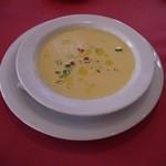 L'oiseau bleu - とうもろこしのスープ