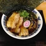 麺処 象山屋 - 溜まりBLACK