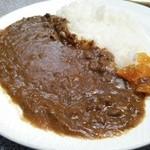 焼肉 藤良 - 和牛すじカレー670円
