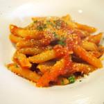 イタリアンレストラン ピーノ - ペンネアラビアータ ランチA 1,400円