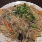 味一番!九州ラーメン 博多っ子 - 皿うどん(細)(2015年10月)