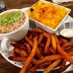 FRIEDMANS - 料理写真:Market Plateで3SIDESを選択!