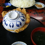 富川食堂  - かつどーん