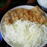 富川食堂  - とんかーつ