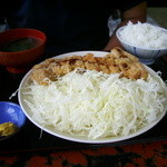 富川食堂  - とんかーつ その2