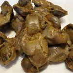 ターブル・オギノ - 砂肝のコンフィ