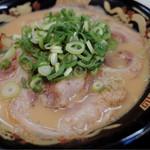 キャプテン - いのししラーメン(味噌とんこつ)