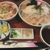 Wafuuresutorammurakamiya - 料理写真:ミニかつ丼セット