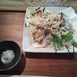魚歌家 - 天ぷら
