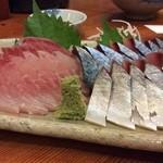 酒蔵弁慶 - 料理写真:しめ鯖