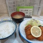 かつ亭 - 定食