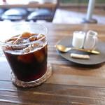 喫茶店 uzuビバレッヂ - アイスコーヒー(470円)
