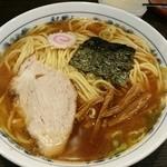 東池袋大勝軒 - ラーメン750円