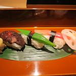 42707323 - 野菜寿司