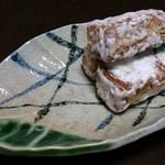 茂木一まる香 - 料理写真:カスタララスク