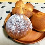 パンののはら おはようナーム - (●︎´▽︎`●︎)