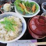 宮崎邸 - 本日のお食事