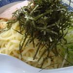 めんこう - つけ麺醤油大 (450g) 760円 (2015-10-6)