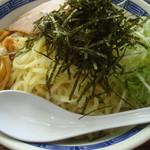 めんこう - つけ麺 醤油 大 (450g)  760 円  (2015-10-6)