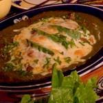 フォンダ・デ・ラ・マドゥルガーダ - 牛肉料理