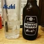 かぶら屋 - ホッピーセット白430円