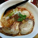 42714418 - 【2013年12月】辛山賊麺 700円
