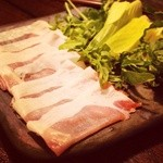 豚しゃぶ しくら - 富士古代豚しゃぶしゃぶ食べ放題